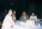 Terri Tippett, Angela New, Lee Ware and Paula Stinger